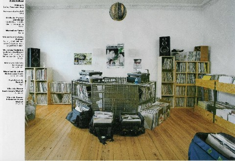 Dj Living Rooms